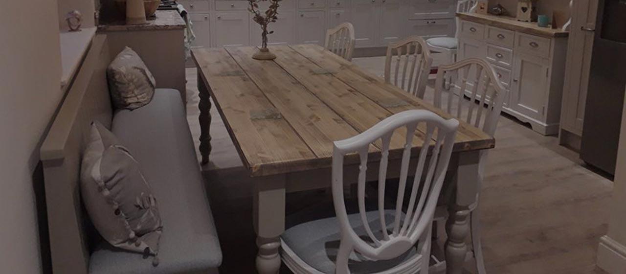 Farmhouse Furniture Kitchen