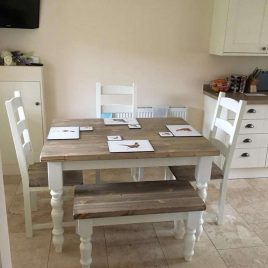 Dining Sets - 4 Seater