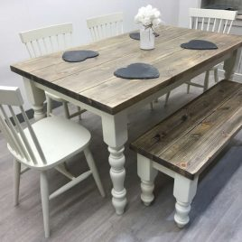 Dining Sets - 6 Seater