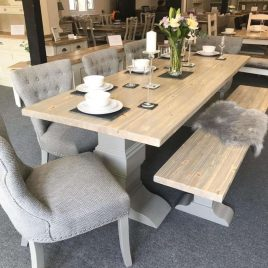 Dining Sets - 8 Seater
