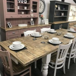 Dining Sets - Extendable