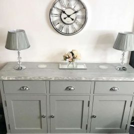 Distressed Grey - Dressers