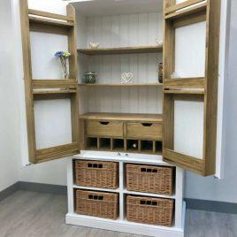 Kitchen and Bespoke - Pantry and Larder Cupboards