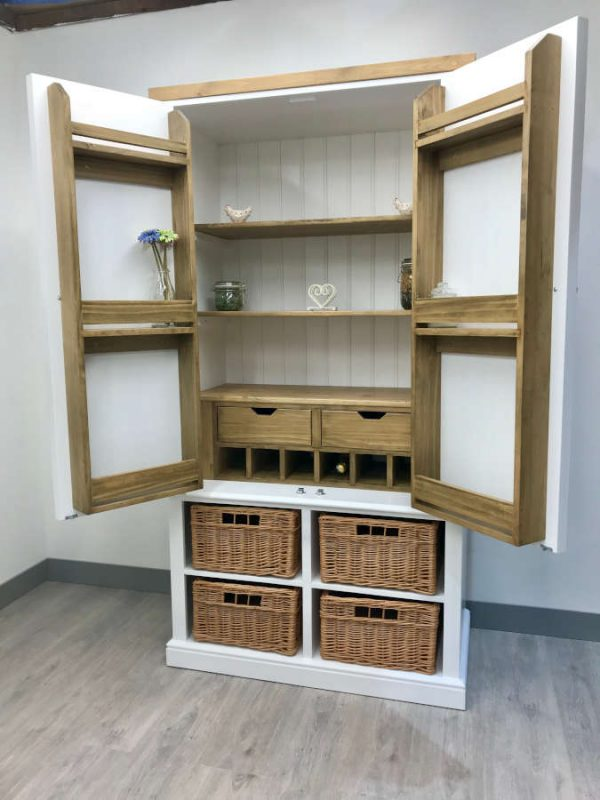 Kitchen Furniture Company: Larder And Pantry Cupboards
