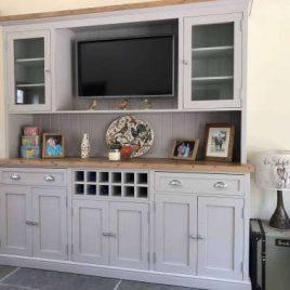 Living Room - Bespoke Media Units