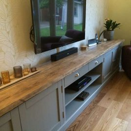 Living Room - Bespoke Media Units