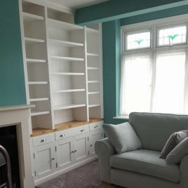 Study and Hall Furniture - Bespoke